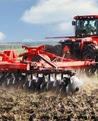 Quivogne talajművelés